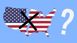 Почему распад США невозможен