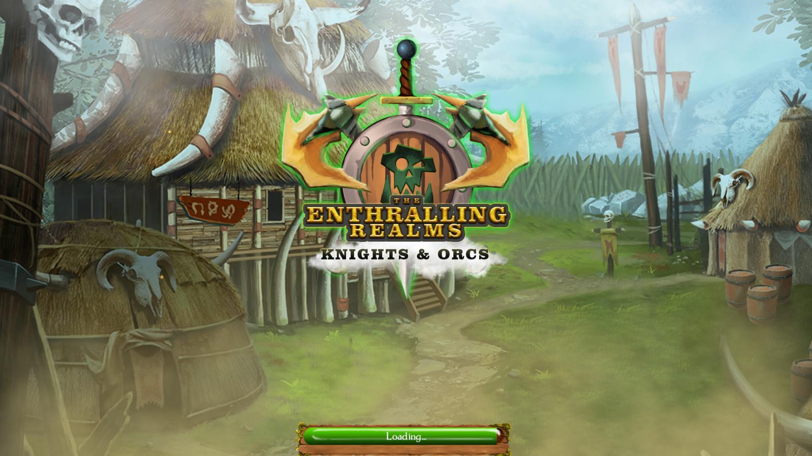 Захваченные Королевства 6: Рыцари и Орки | The Enthralling Realms 6: Knights & Orcs (En)