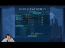 Стрим по Sid Meiers Civilization VI c Black Hornets