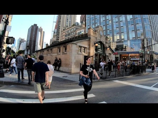 ⁴ᴷ⁶⁰ Walking NYC (Narrated) : Upper West Side - 72nd Street from Riverside Park to Strawberry Fields