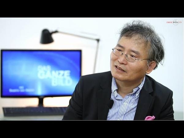 Ich bin in Sorge um Deutschland Teil 1 2 Prof Juei min Huang bei Beatrix von Storch