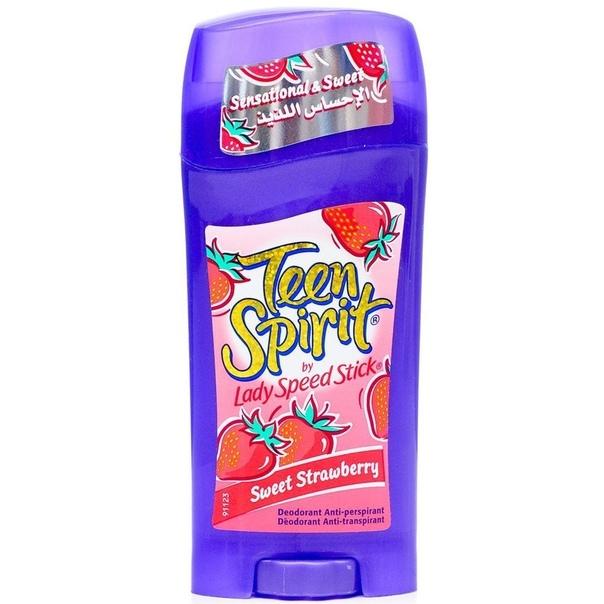 Американский дезодорант Teen Spirit
