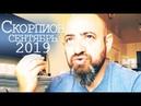 Гороскоп СКОРПИОН Сентябрь 2019 год Ведическая Астрология