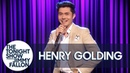 Henry Golding Serenades The Tonight Show with Marvin Gaye's Sexual Healing