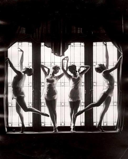 Танцовщицы Нью-Йорка, 1920-е годы.