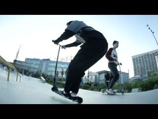 Cripples 50/50 hoodie promo