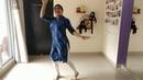 Sajan k ghar jaana hai Ban than chali fusion dance steps