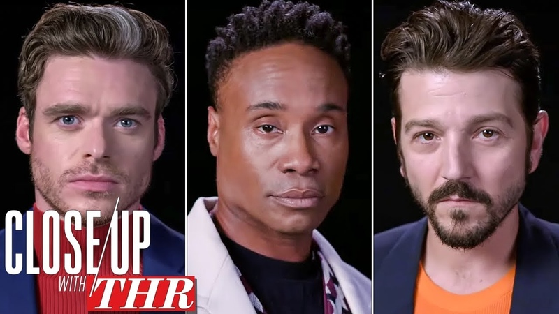 Drama Actors Roundtable: Richard Madden, Billy Porter, Diego Luna, Stephan James More | Close Up