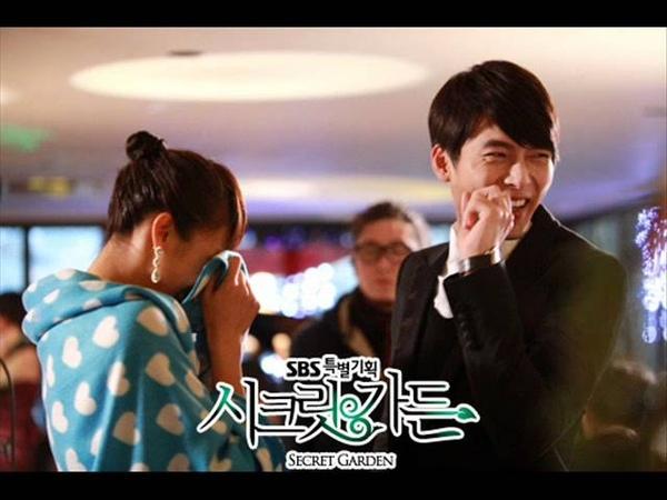 Secret Garden - Hyun Bin y Ha Ji Won