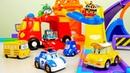 Робокар Поли машинки - Щенячий Патруль и Герои в Масках игрушки для детей