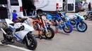 Супермото дети Обзор мотоциклов KTM 85 SX KTM 65 SX подготовленных для супермото