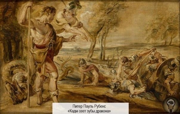 ЕВРОПА И КАДМ: КАК ОДНО ПОХИЩЕНИЕ ИЗМЕНИЛО ЖИЗНИ История о Европе известна по мифу, записанному древнегреческим поэтом Мосхом. Именно с III века до нашей эры греки начинают освещать в своих