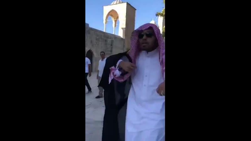 مطبع سعودي في فلسطين بغض النظر إن كان سعودي أو لا؟.mp4