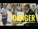 Putin eats small child for lunch