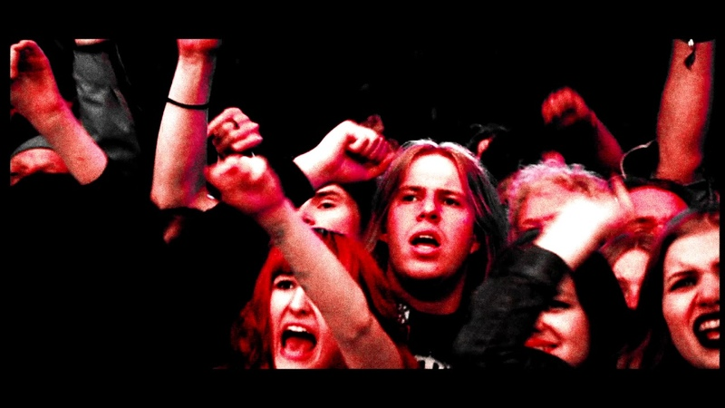SODOM One Step Over The Line (Offical Live Video)