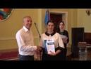 Стаханов. Жевлаков. В День Молодежи чествовали активистов молодежных организаций
