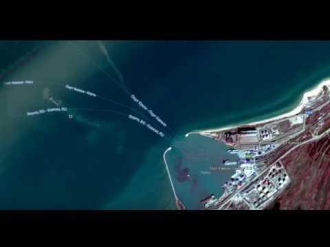 Хгухгл Мапс Крымского моста нема Слабоумная украинка и Google Maps доказали =