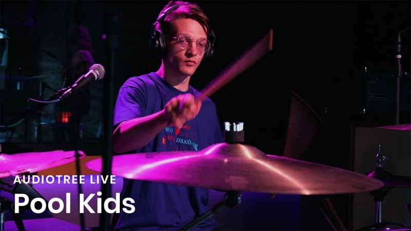 Pool Kids - Five-Time 2nd Place Winner | Audiotree Live