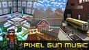 Deadly Complex Sniper Forts Train Depot Pixel Gun 3D Soundtrack