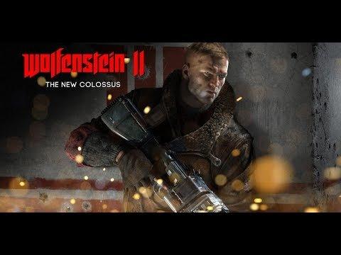 Поиграем? Wolfenstein II - The New Colossus 2 (RTX 2080 Core i9 9900k)