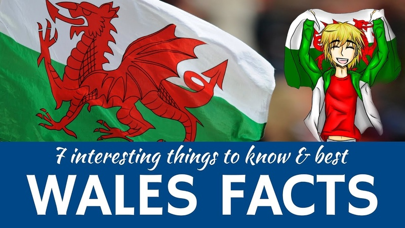Wales: 7 Facts about Welsh Traditions and Interesting Travel Destinations vk.com/topnotchenglish