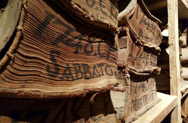 Исторические архивы Банка Неаполя считаются самой крупной в мире коллекцией банковских документов