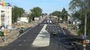 В Архангельске завершается реконструкция Ленинградского проспекта