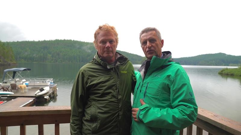 Экспедиция Русские крепости Аляски 11 июля 2019 г