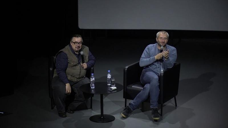 Встреча с режиссером Юрием Быковым