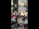 Dancing in Iraq Shopping Mall