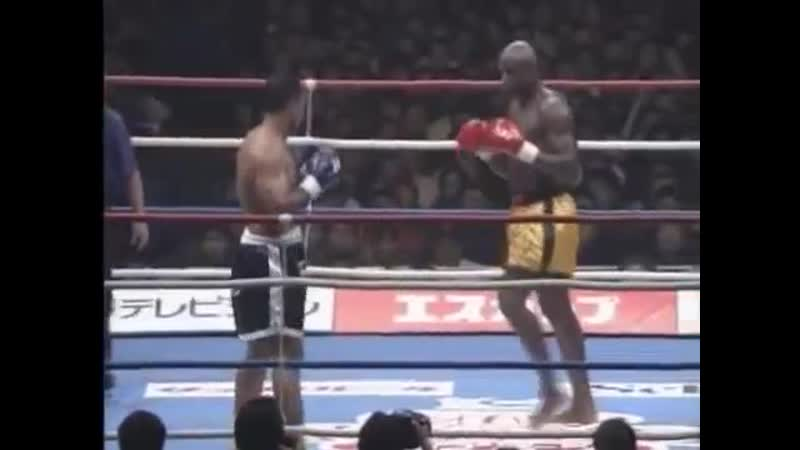 15 2000 12 10 Francisco Filho vs Ernesto Hoost K 1 World Grand Prix 2000 Semi Finals