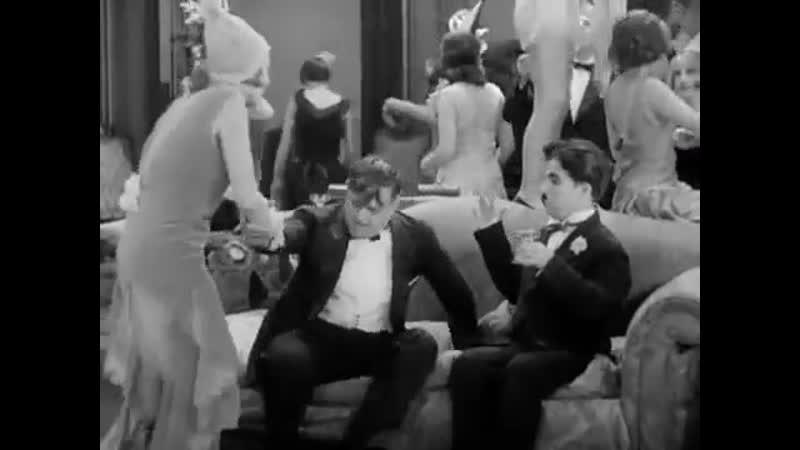 Огни Большого Города City Lights 1931 Чаплин