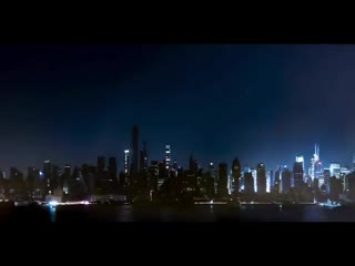 Nyc blackout timelaps