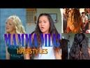 Recreating Mamma Mia Hairstyles!