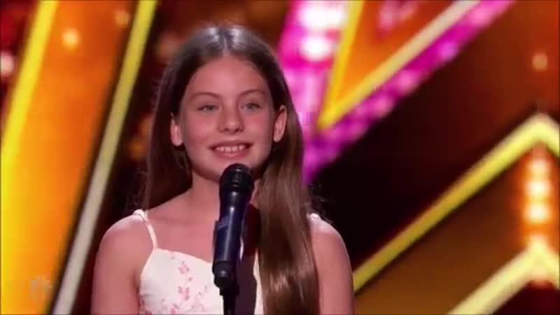 Emanne Beasha Jay Leno STUNNED By 10 Year Old Slams His GOLDEN BUZZER America