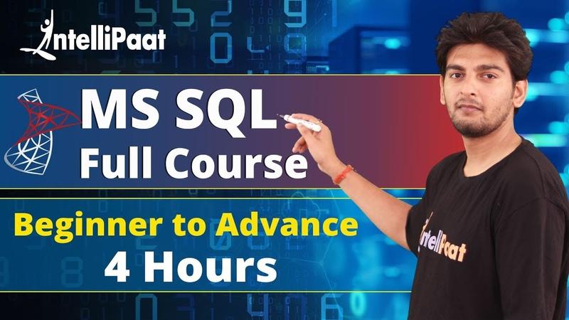 SQL Tutorial for Beginners | SQL Tutorial | Intellipaat