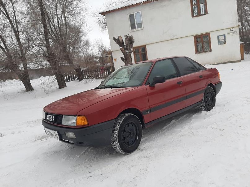 Купить Ауди 80.  1988 года, в хорошем | Объявления Орска и Новотроицка №5502