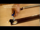 Мягкие окна своими руками Наборы для изготовления мягких окон Процесс пайки акантовки