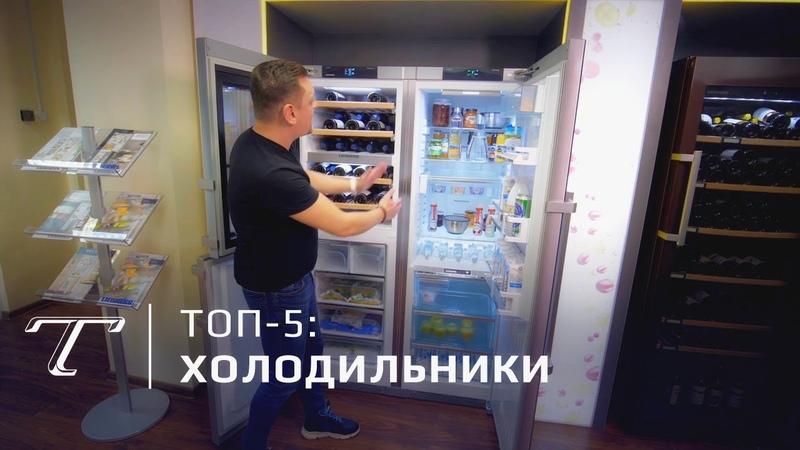 Пять лучших холодильников 2018 2019