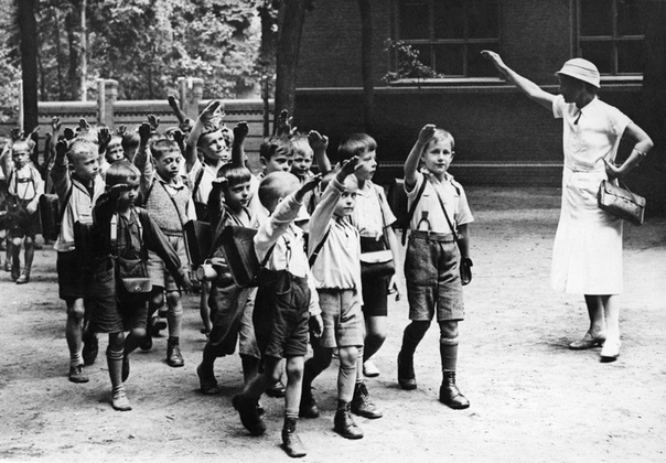 «Лебенсборн»: детские конвейеры для «чистокровных арийцев»