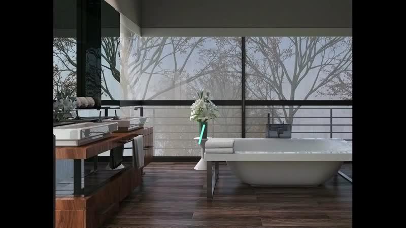 Водостойкий ламинат SPC Стоунфлор на кухню и в ванную