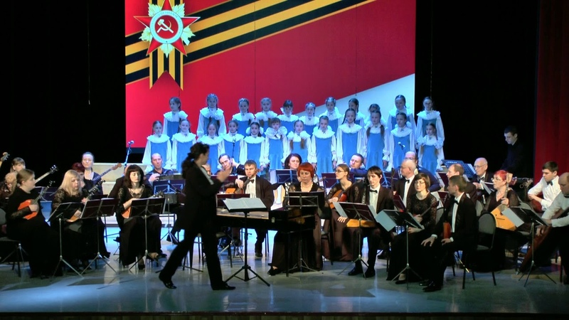 Концерт МБОУДО ДШИ №1 Поклонимся великим тем годам