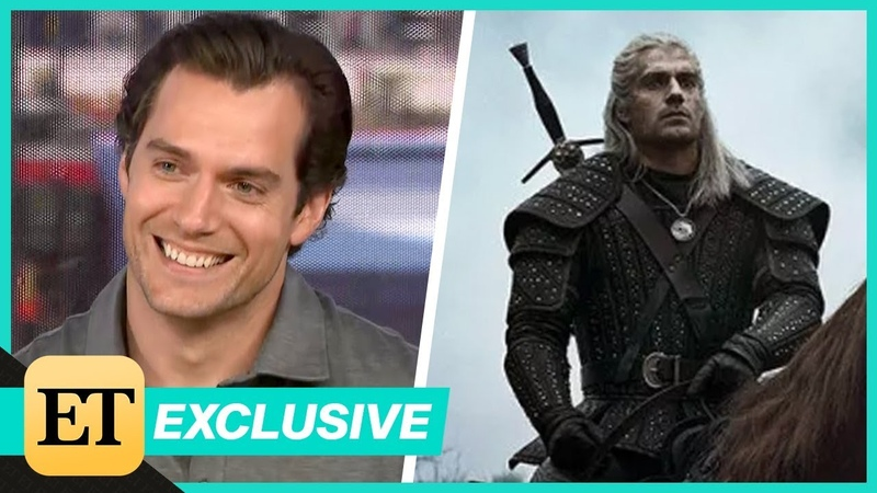 Comic Con 2019 The Witcher Henry Cavill On Becoming Geralt Exclusive