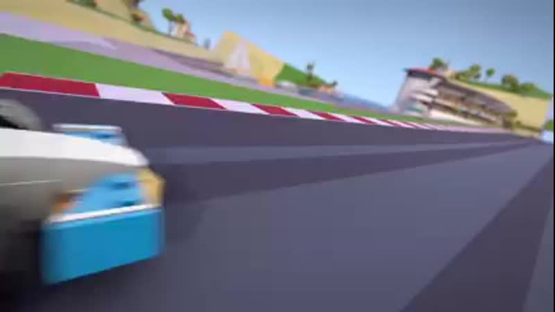 Live the FAST Life with a Race Car_ a Hot Rod and(240P).mp4