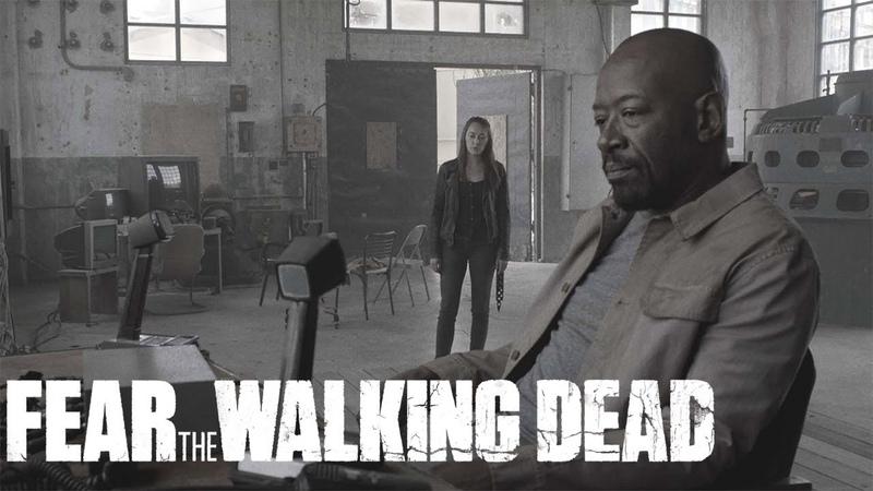 Opening Minutes Season 5 Episode 8 Fear the Walking Dead