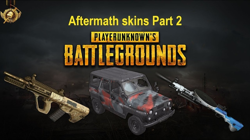 PUBG Leaks: Season 4 Survivor Pass Part 2 UAZ Skin, new characters, weapon skins and more