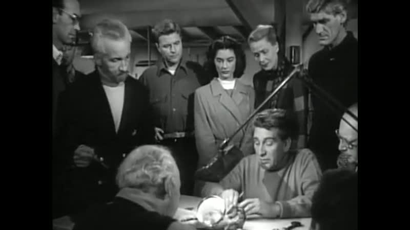 El enigma de otro mundo (The Thing from Another World, 1951) Christian Nyby, Howard Hawks [La cosa/El invasor de otro mundo]