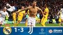 Real Madrid 1 x 3 Juventus - Melhores Momentos - Champions League - 11/04/2018