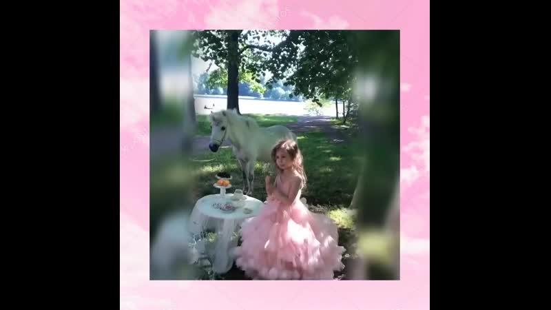 Сделали яркие фотоснимки для принцесс