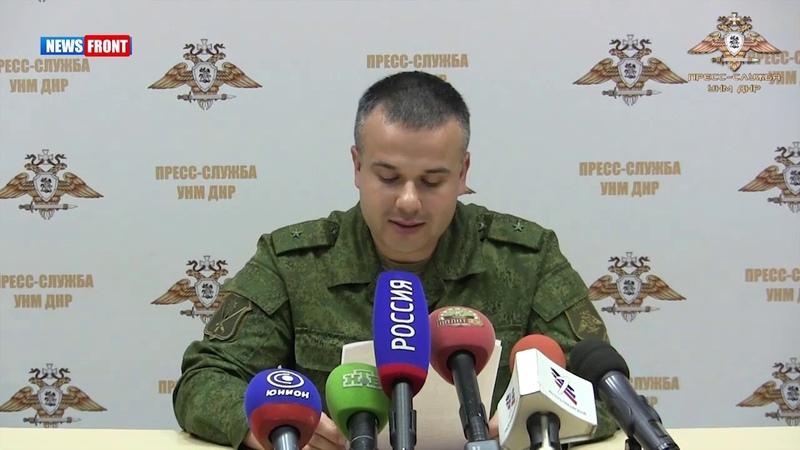 Украинские боевики убили, обезглавили и бросили на рельсах труп сослуживца - Безсонов